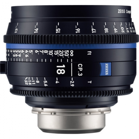 Zeiss CP.3 18mm T2.9 - Montura Sony E