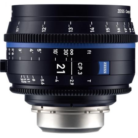 Zeiss CP.3 21mm T2.9 - Montura Sony E