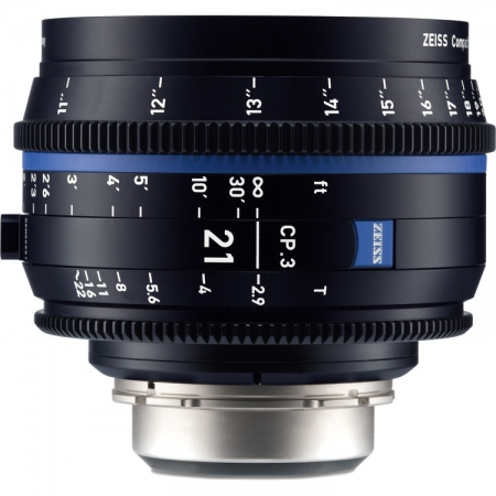 Zeiss CP.3 21mm T2.9 - montura Canon EF