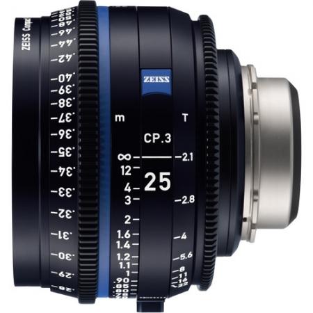 Zeiss CP.3 25mm T2.1 - Montura Sony E