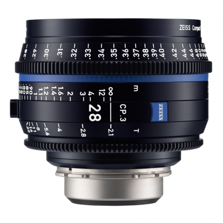 Zeiss CP.3 28mm T2.1 - Montura PL