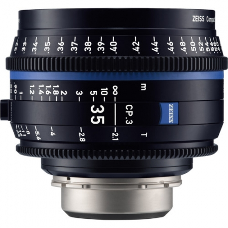 Zeiss CP.3 35mm T2.1 - Montura Sony E
