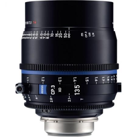 Zeiss CP.3 XD 135mm T2.1 - Montura PL