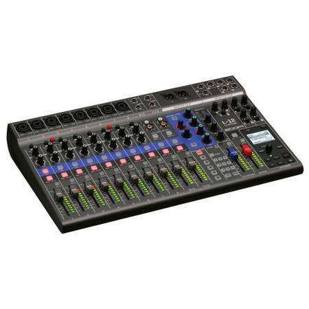 Zoom LiveTrak L-12 - Mixer audio & recorder cu 12 canale