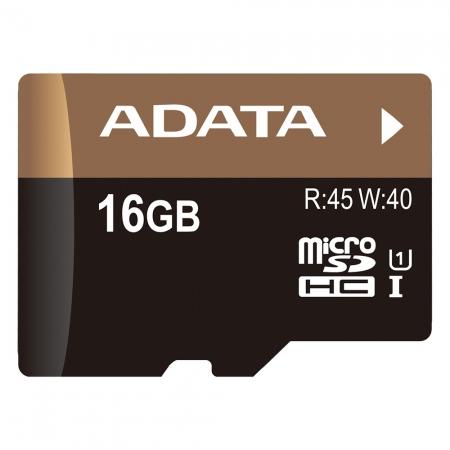 A-Data Premier Pro microSDHC UHS-I 16GB - card de memorie