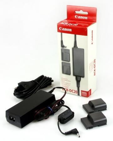 AC AdapterCanon ACK-DC20 pentru EOS 350D, 400D