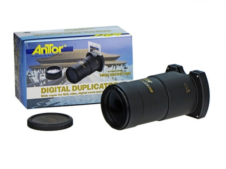 Antor -  adaptor dSLR pentru copierea diapozitivelor (format ingust - 135)