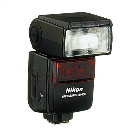 Blitz Nikon SB-600 Speedlight i-TTL