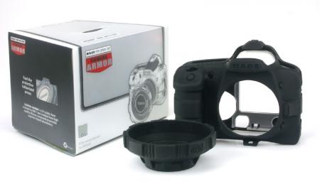 Camera Armor CA-1103-BLK - carcasa protectoare pentru Canon 30D