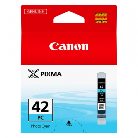 Canon CLI-42PC Photo Cyan - cartus Pixma PRO-100