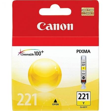 Canon CLI-521Y Galben - Cartus imprimanta Canon PIXMA IP4600/IP4700/MP560