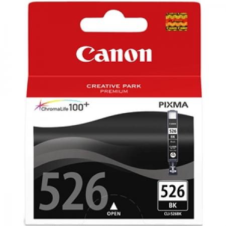 Canon CLI-526BK Negru  - Cartus imprimanta Canon PIXMA IP4950*MG8250