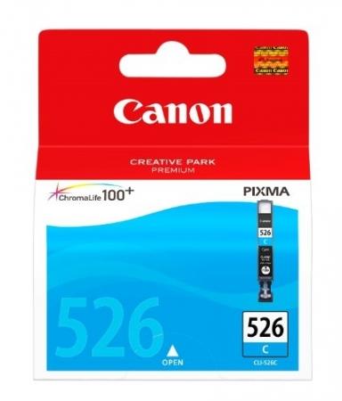 Canon CLI-526C Cyan  - Cartus imprimanta Canon PIXMA IP4950*MG8250
