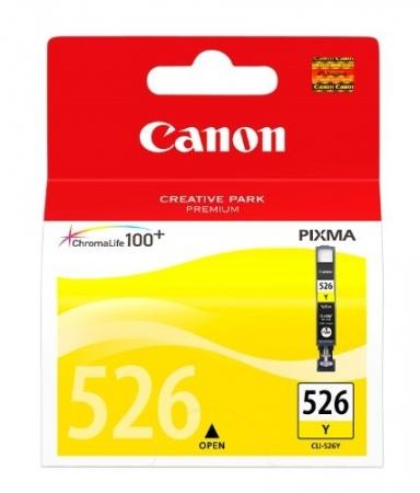 Canon CLI-526Y Galben - Cartus imprimanta Canon PIXMA IP4950*MG8250