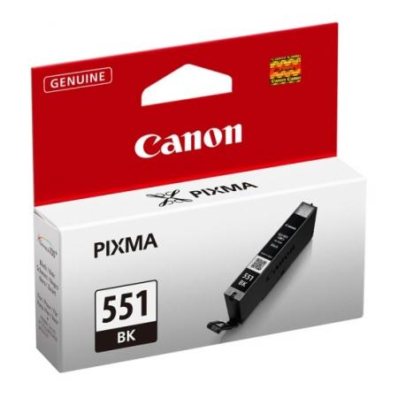 Canon CLI-551BK - cartus cerneala neagra pentru Canon IP7250
