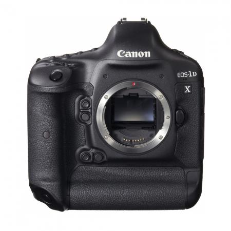 Canon EOS-1D X body - 18Mpx, 12/14 fps, FullHD