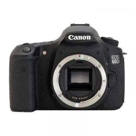 Canon EOS 60D body - 18 MPx, LCD 3.0