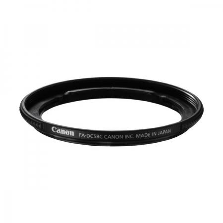 Canon FA-DC58C - inel adaptor filtre pentru G1X