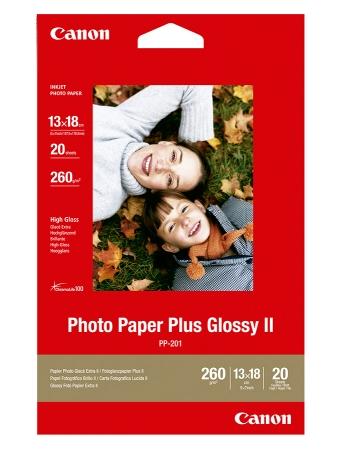Canon Hartie Foto Plus Glossy II 13x18 - 20 coli (CANPP201S2)