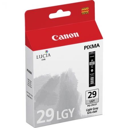 Canon PGI-29LGY Gri Deschis - cartus imprimanta Canon Pixma PRO-1