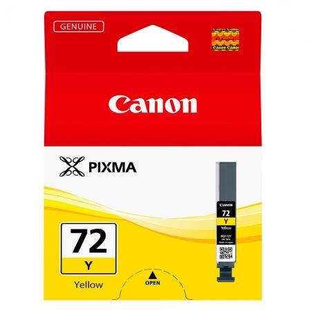 Canon PGI-72Y Yellow - cartus Pixma PRO-10