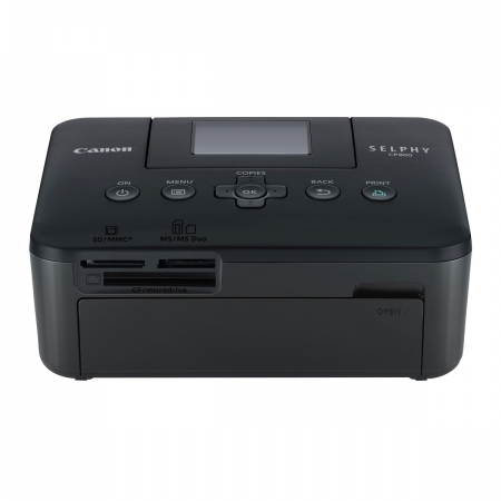 Canon Selphy CP-800 Neagra - imprimanta foto 10x15