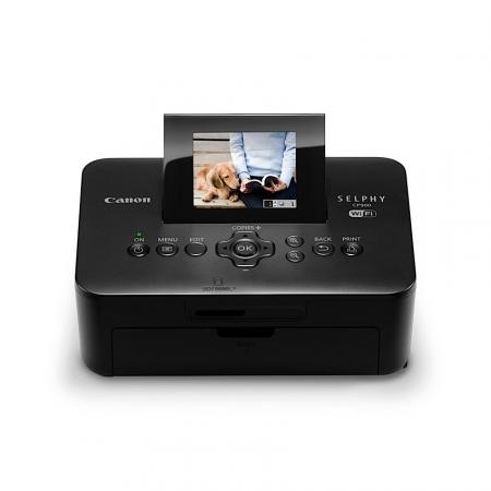 Canon Selphy CP900 neagra - imprimanta foto 10x15 cu Wi-Fi incorporat