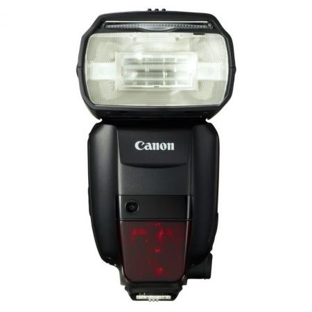 Canon Speedlite 600EX-RT - blitz E-TTL cu transceiver radio integrat
