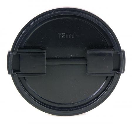 Capac obiectiv plastic pentru foto-video CP-01 72mm