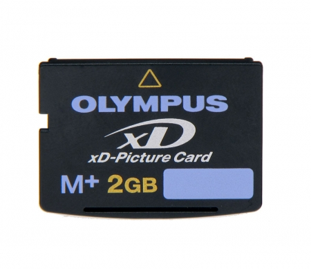 Card Olympus XD 2GB Type M+