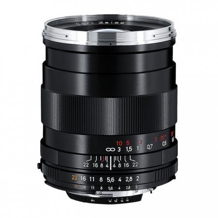 Carl Zeiss Distagon T* 35mm f/2 ZF.2 (baioneta Nikon F, focus manual)