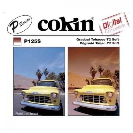 Cokin P125 Gradual Tobacco T2