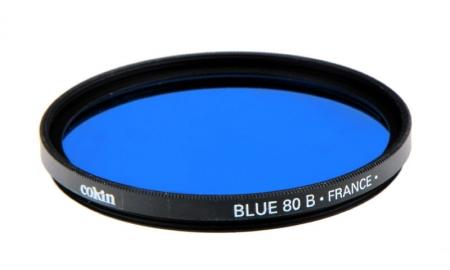 Cokin S021-52 - filtru Blue 80B 52mm