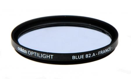 Cokin S023-43 Blue 82A 43mm
