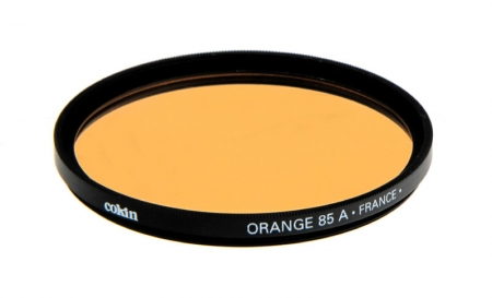 Cokin S029-62 Orange 85A 62mm