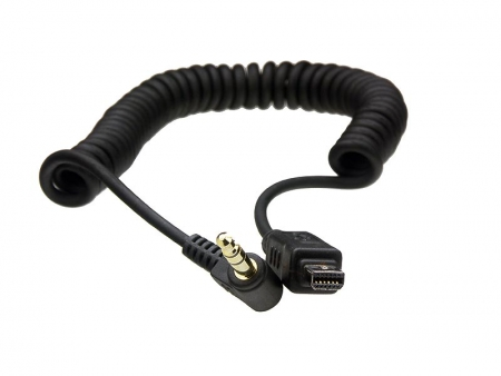 CR-802 Sync Cable 3.5mm - Olympus