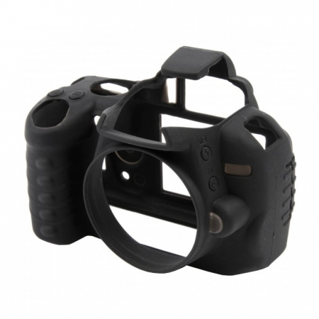 EasyCover Canon 5D mark III/ 5DS/ 5DSR - Carcaasa Protectie - Negru