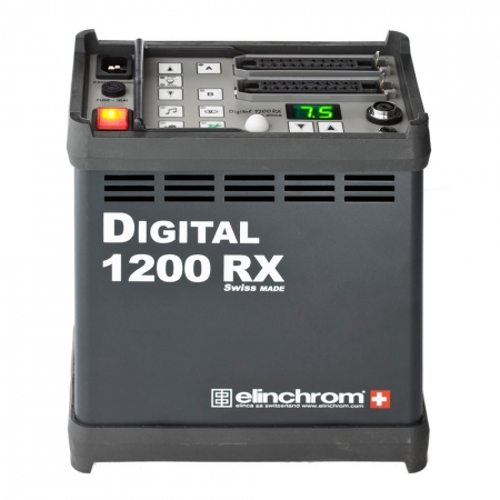 Elinchrom #10256 POWER PACK DIGITAL 1200 RX