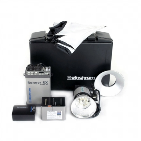 Elinchrom #10287.1 Ranger RX Speed AS Set A - portabil