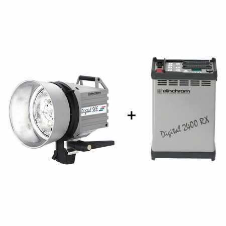 Elinchrom #10302.1 Power Pack - Head Combi 2400WS