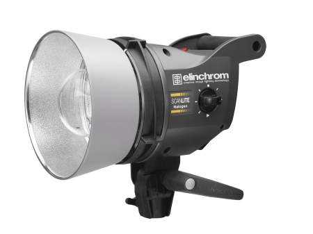 Elinchrom #20998 SCANLITE Halogen - lampa video cu zoom, 300-650W
