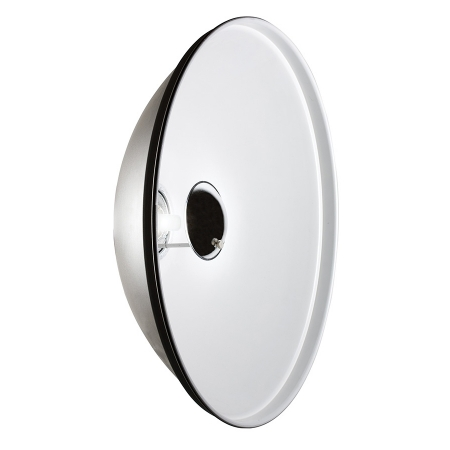 Elinchrom #26169 - reflector alb SoftLite 70cm + set deflectoare silver-gold 26304