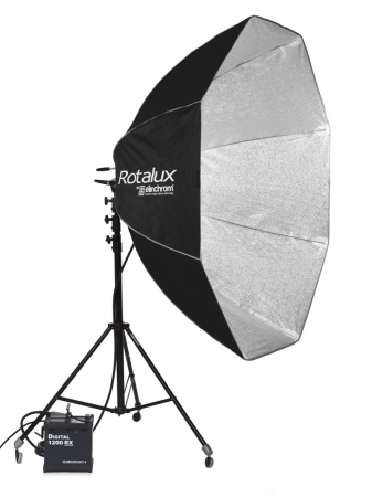 Elinchrom #26188 Rotalux Indirect 150cm - softbox pliabil tip umbrela