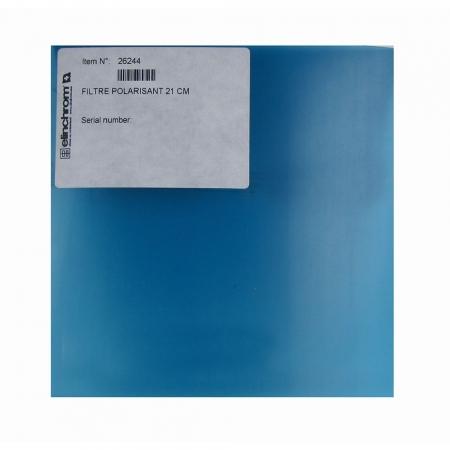 Elinchrom #26244 - filtru polarizare 21cm