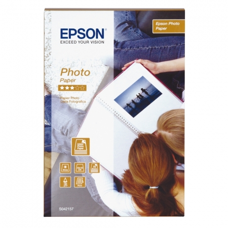 Epson Photo Paper Everyday Use - hartie foto 10x15 - 70 coli - 190g/mp (S042157)