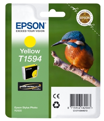 Epson T1594 - Cartus imprimanta Yellow R2000