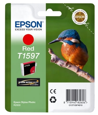 Epson T1597 - Cartus imprimanta Red R2000