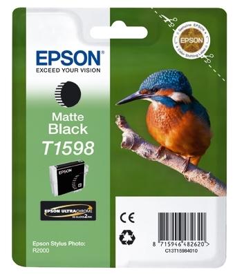 Epson T1598 - Cartus imprimanta Matte Black R2000