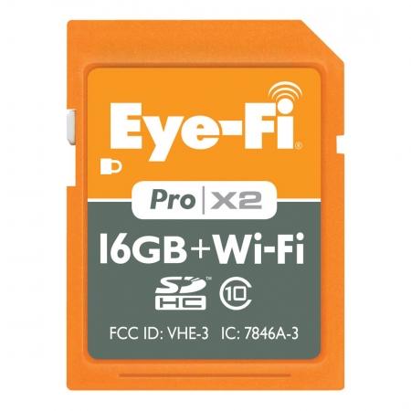 Eye-Fi Pro X2 - card SDHC 16GB