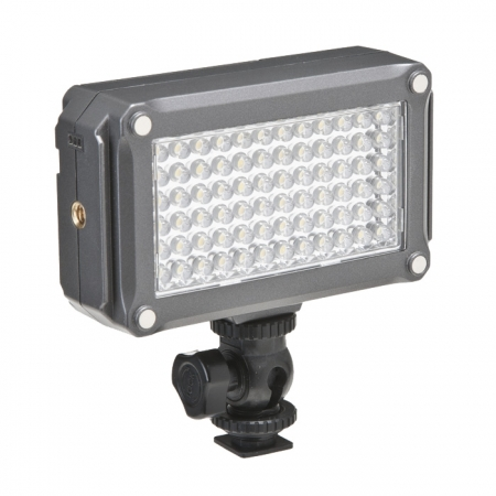 F&V K480 - lampa video de camera cu 72 LED-uri
